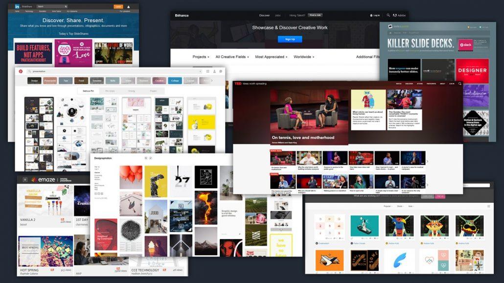 8 Situs Inspiratif untuk Presentasimu