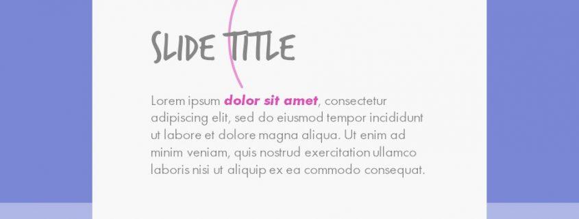 Tips Tipografi Presentasi PowerPoint