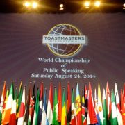 Belajar Public Speaking dari Toastmaster International World Championship of Public Speaking