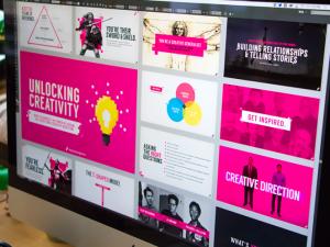 Warna untuk Desain Presentasi