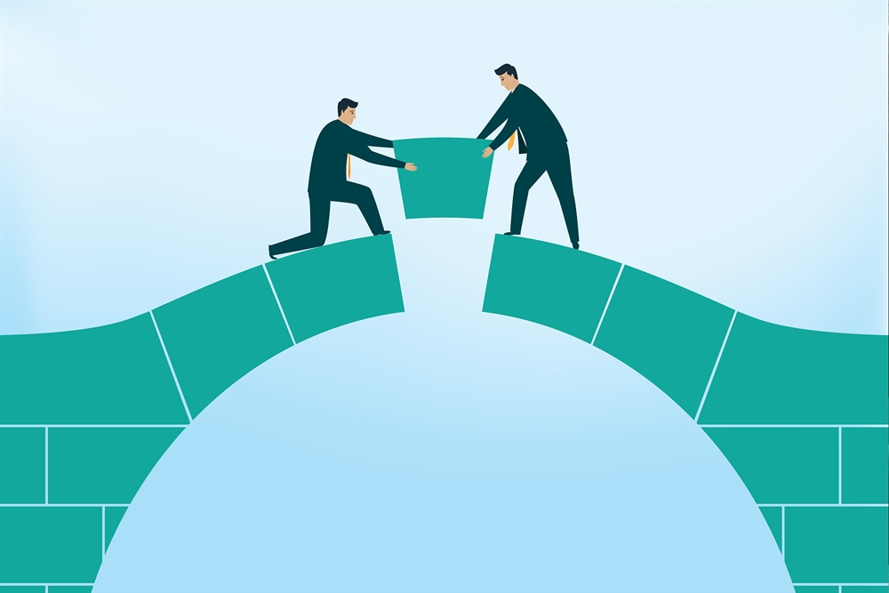 Capai Tujuan Presentasi dengan Menutup Gap