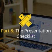 Persiapan Presentasi – Membuat Checklist